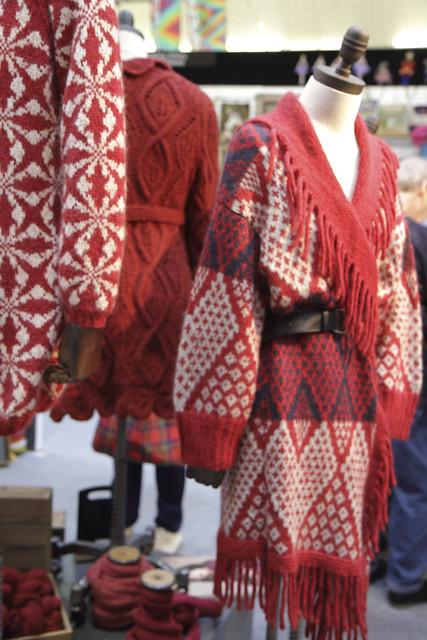 Rowan Yarns at The Knitting & Stitching show