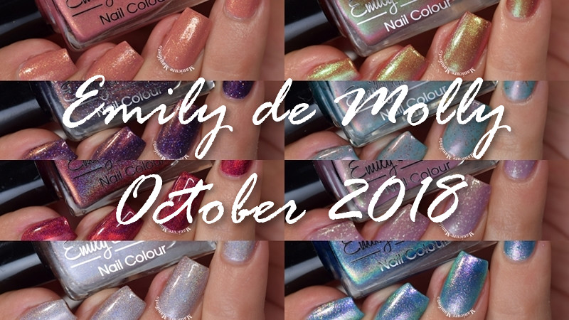 Emily De Molly October 2018 collection
