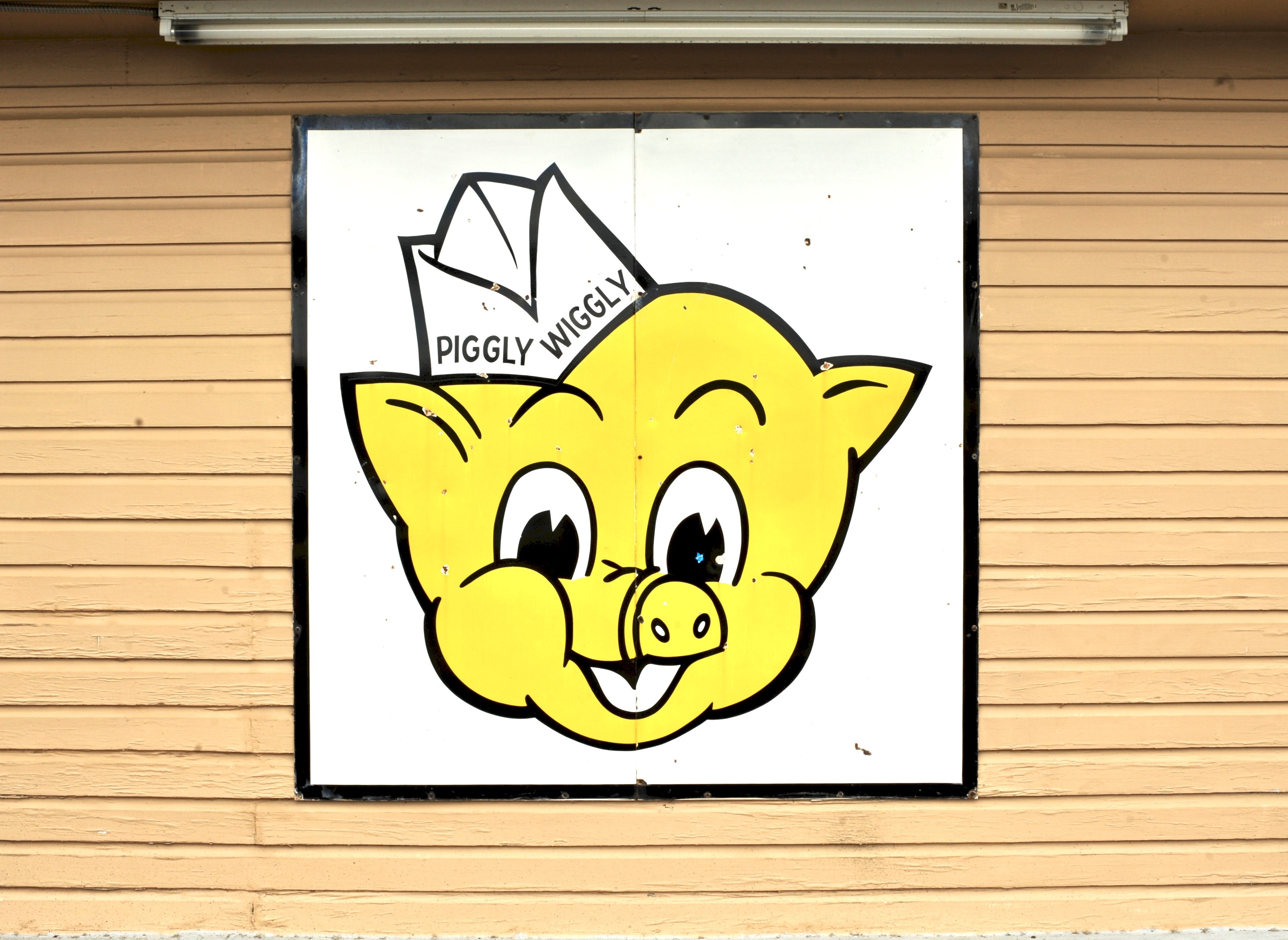 Piggly Wiggly - Ferriday, Louisiana U.S.A. - July 7, 2013