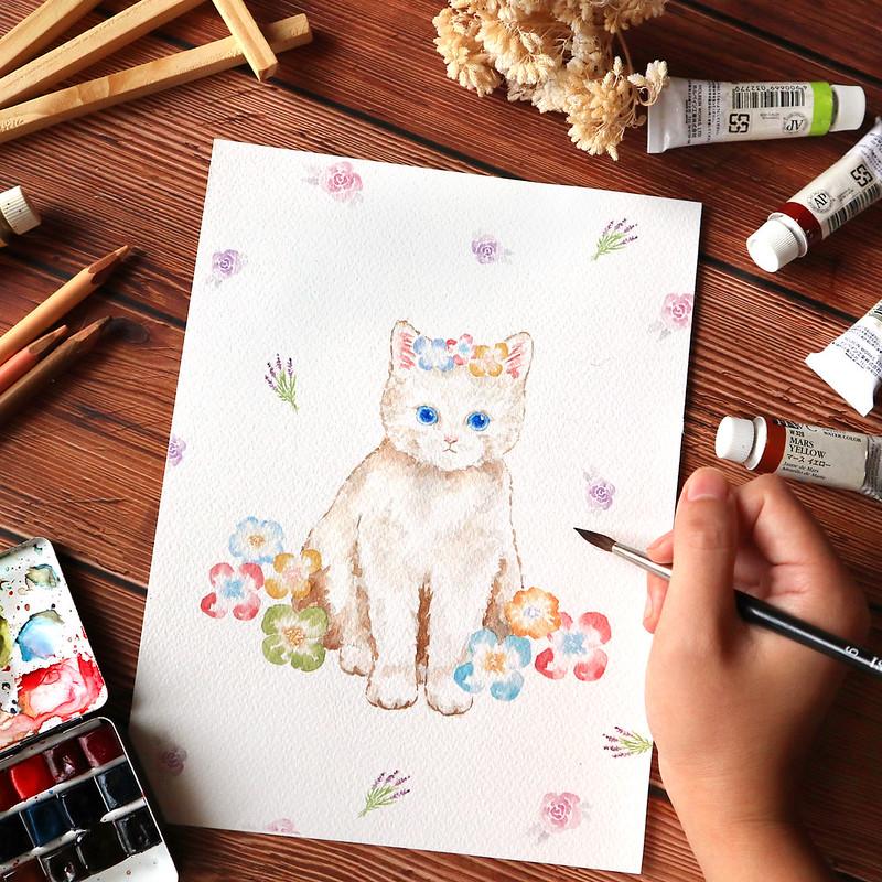 Pinkoi ft. 喵星達meow meow star