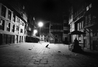 Katmandu Night by Jeffrey Hersch