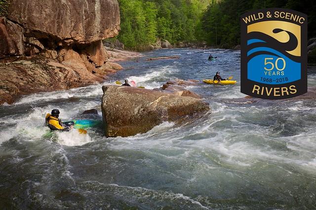 Wilson Creek Gorge