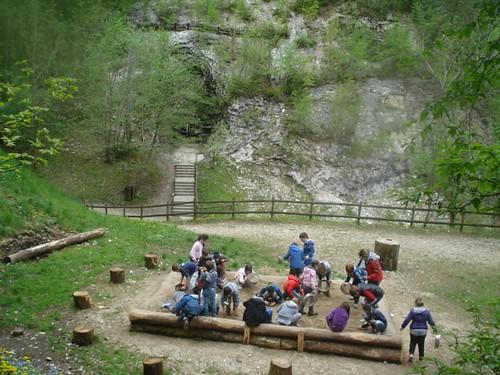 Bolca, Pesciara in cerca di fossili