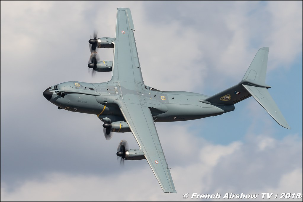 A400M Tactical Display , Meeting aérien Des Étoiles et des Ailes 2018 - Aéroport de Toulouse Francazal , Canon EOS , Sigma France , contemporary lens , Meeting Aerien 2018