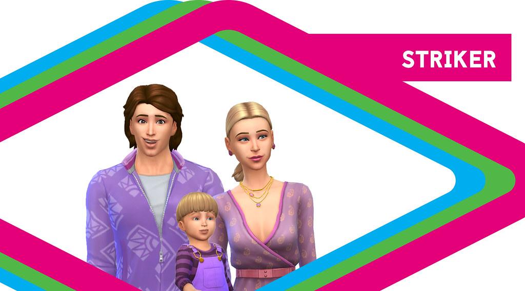 Sims de antaño: Los Strike