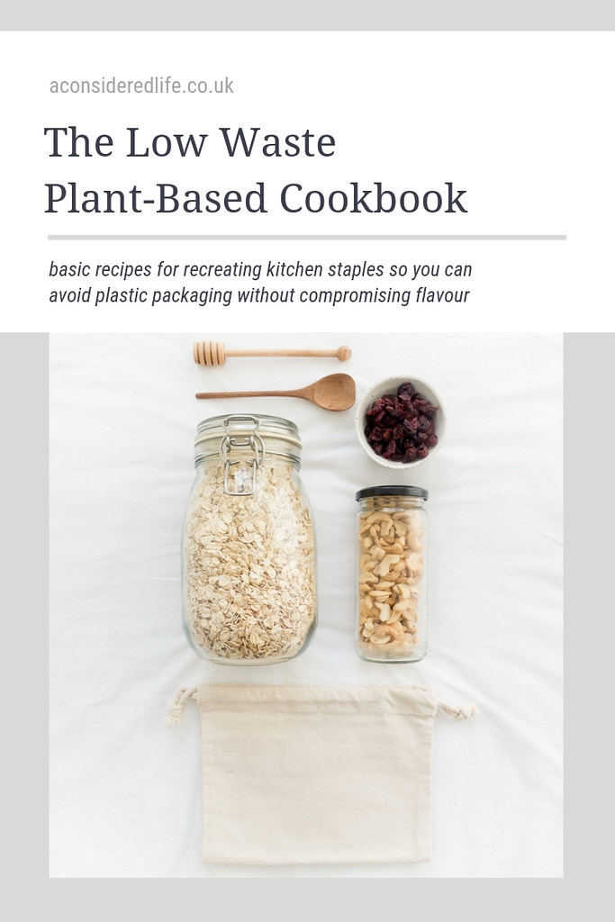 The Low Waste Plant-Based Cookbook