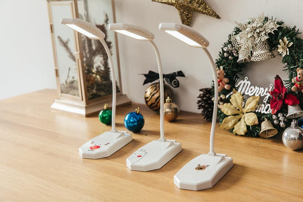 LED聖誕款大頭座燈