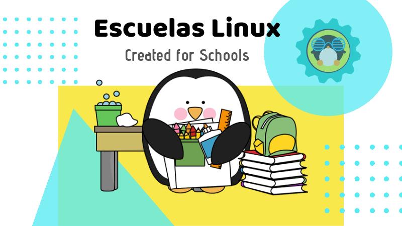Escuelas-Linux