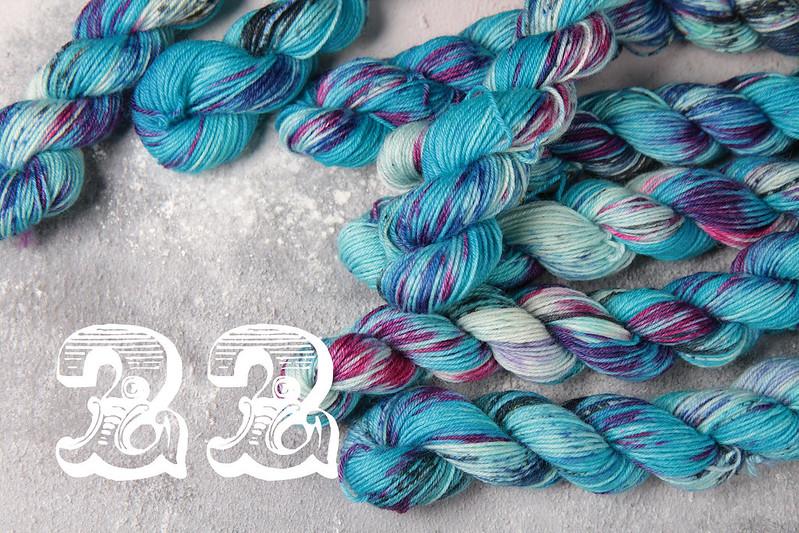 Day 22 yarn