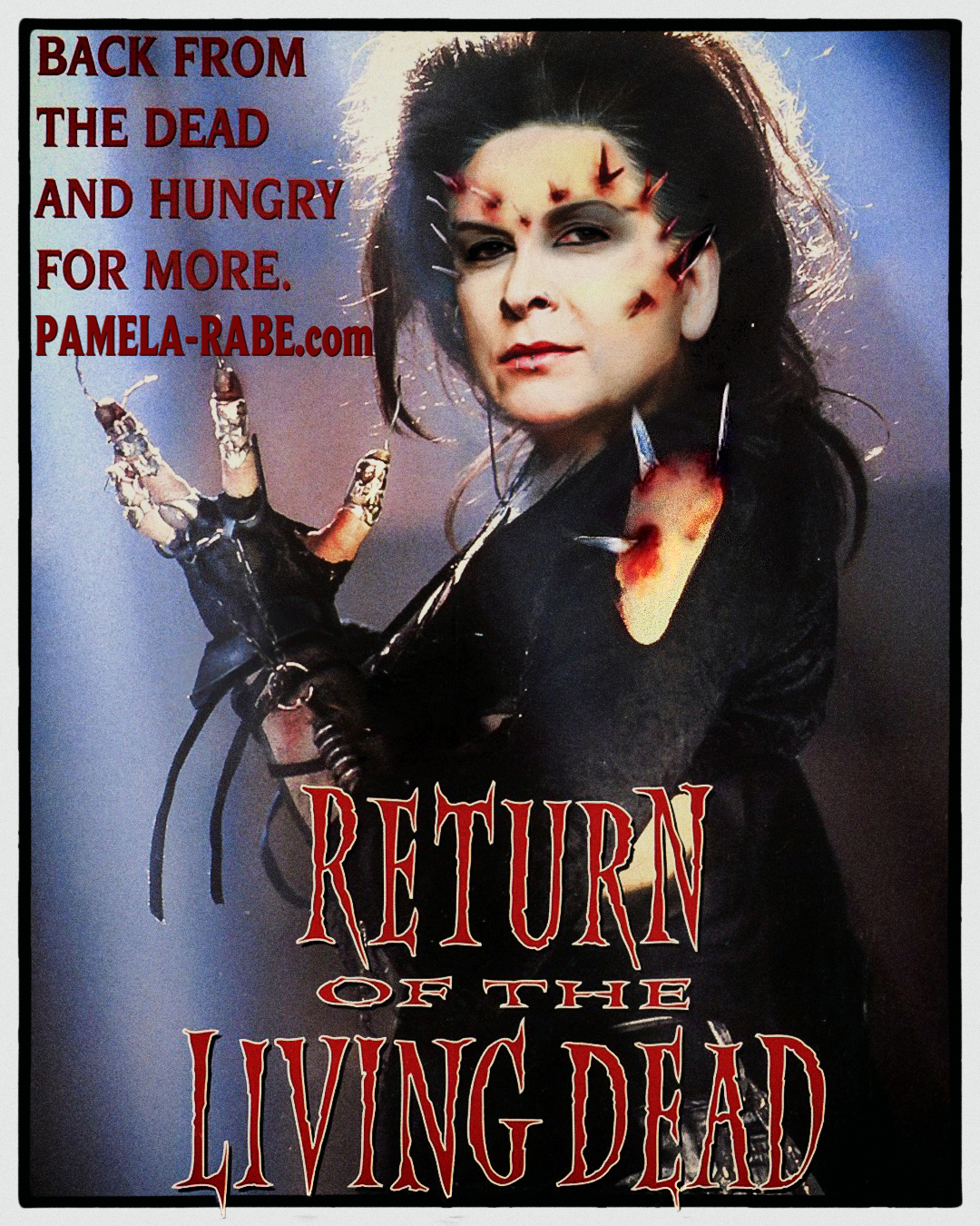 Pamela Rabe | Happy Halloween