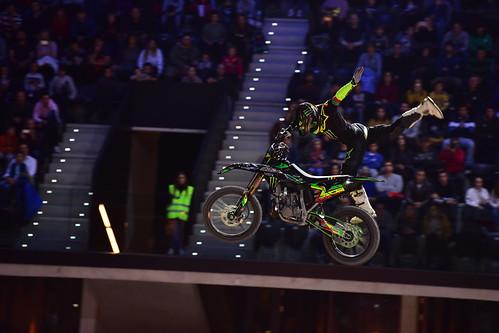 Edgar Torronteras, X-Gravity FMX, Navarra Arena 2018