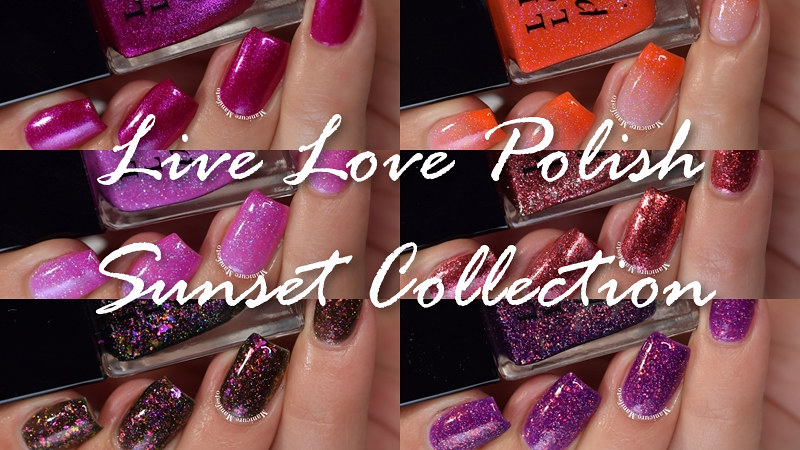 Live Love Polish Sunset Collection