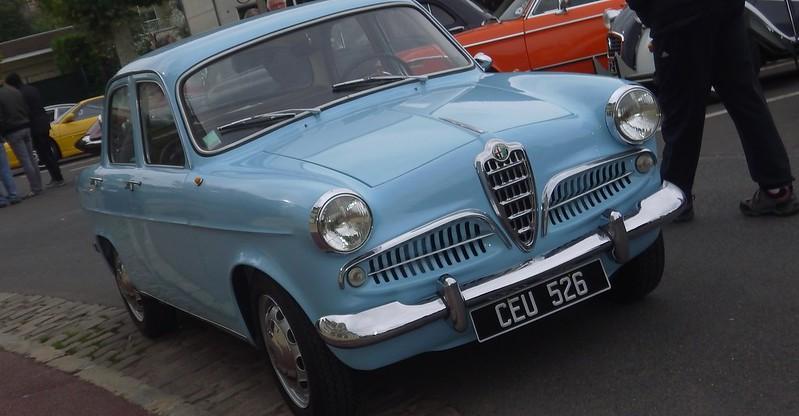 "Alfa Romeo Giulietta Ti Berlina ""November 1957"" 30656319777_9b78951691_c"