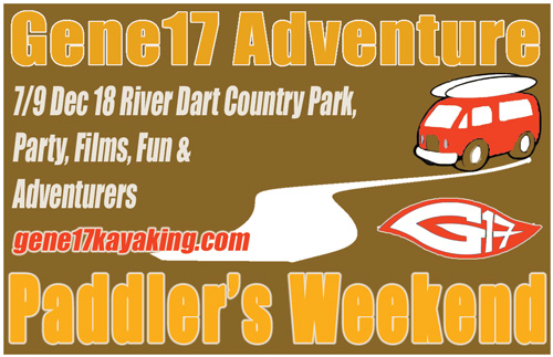 Adventure Paddlers Weekend 2018