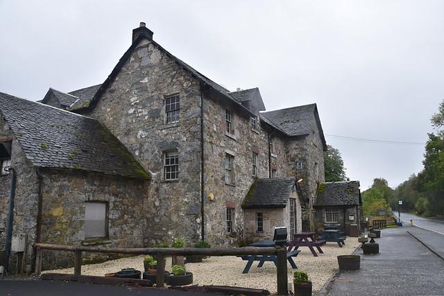 Drovers Inn, near Crianlarich, Scotland