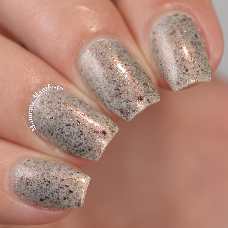 Night Owl Lacquer You Heard About Pluto