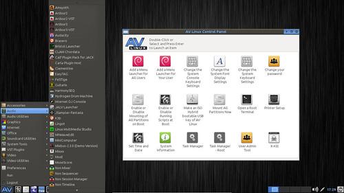 AV-Linux