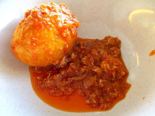 Sambal egg
