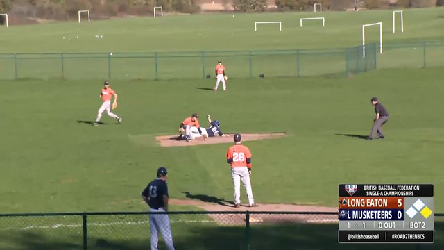 WATCH: The first ever game to be streamed live from Grovehill Ballpark