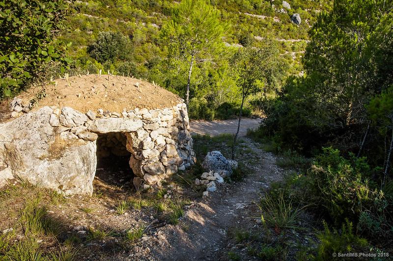 Barraca del Fondo de la Vall