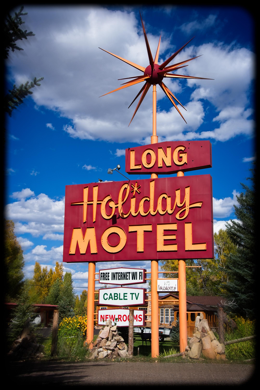 Long Holiday Motel - 1198 West U.S. Highway 50 - Gunnison, Colorado U.S.A. - September 23, 2018