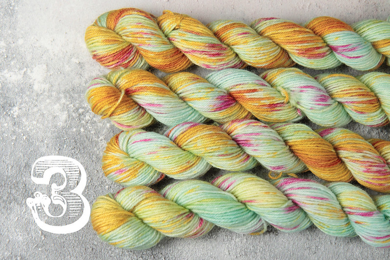 Day 3's yarn