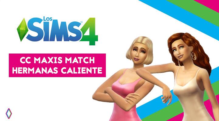 El CC Maxis Match imprescindible para el CAS de tus Sims 4