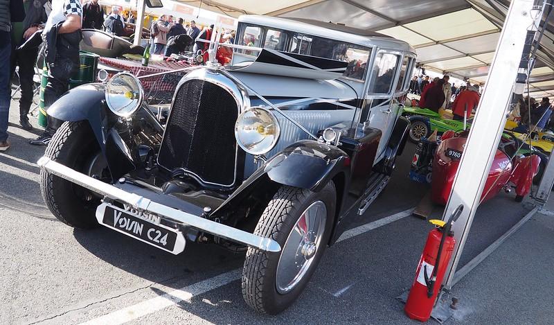 Les Grandes Heures Automobiles 2018 44957643222_88bb3cc31d_c