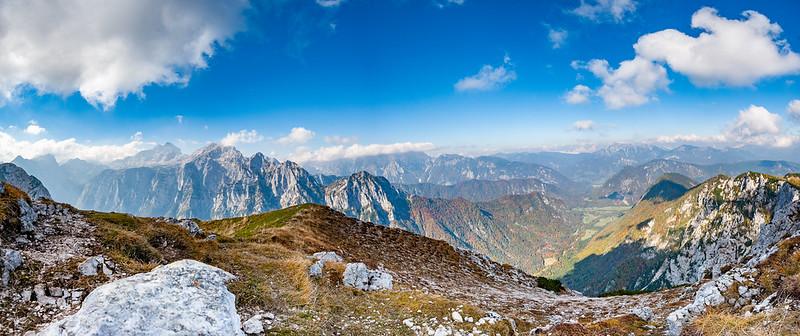 Slovenia mountainview
