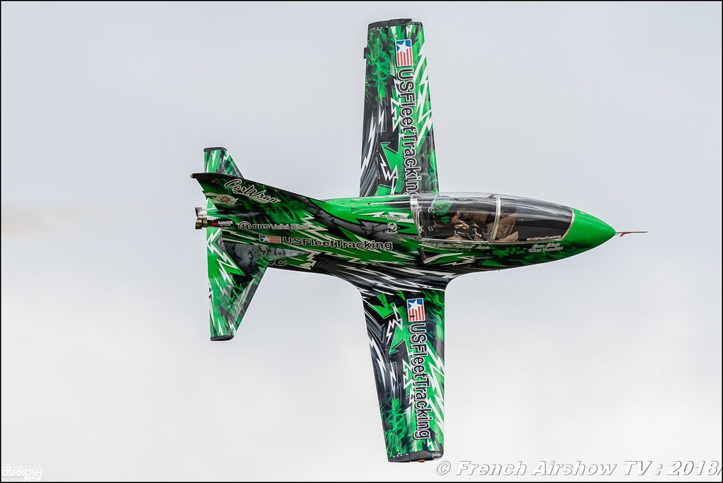 FLS Microjet BD-5J US Fleet Tracking Airshow Lewis & Clark Performance EAA AirVenture Oshkosh 2018 Wisconsin Canon Sigma France contemporary lens Meeting Aerien 2018