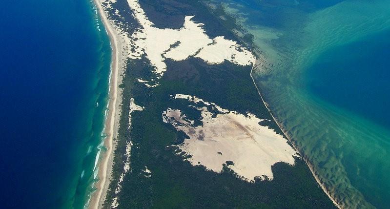 Donde está La Isla Calavera