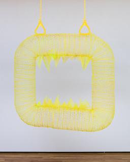 Safety Yellow Hellmouth by Jodi Stuart