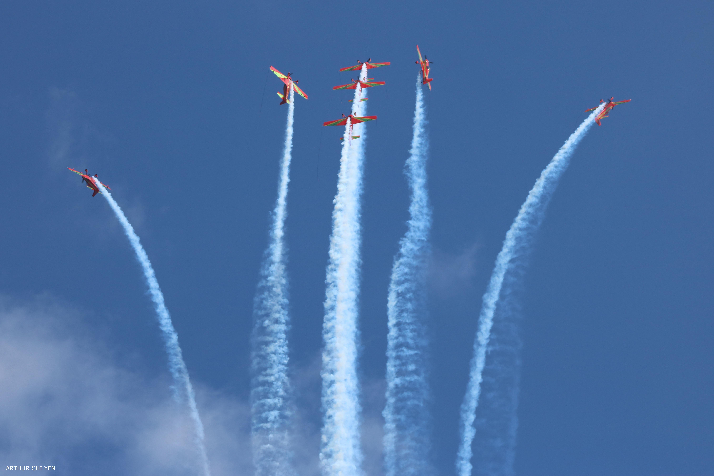 la patrouille acrobatique : la marche verte - Page 9 45039822441_f3b40a1c79_o