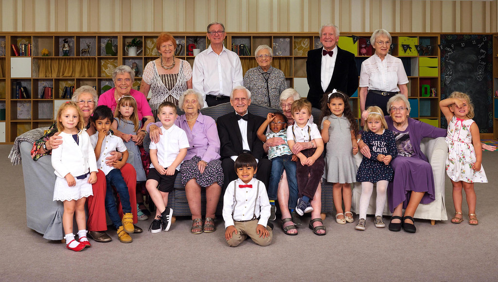 Old People's Home for 4 Year Olds returns with Series 1