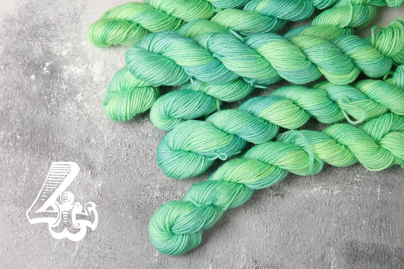 Day 4's yarn