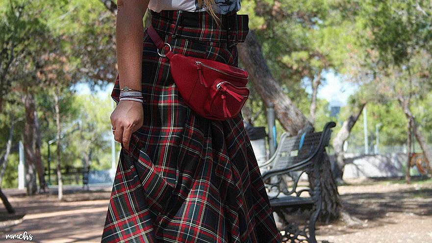 piñonera de mujer Stradivarius
