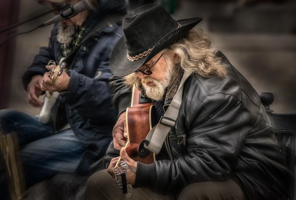 фотограф Челябинск - Bip Bop, уличные музыканты