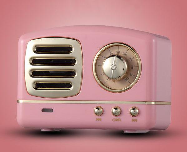 radio bluetooth speaker