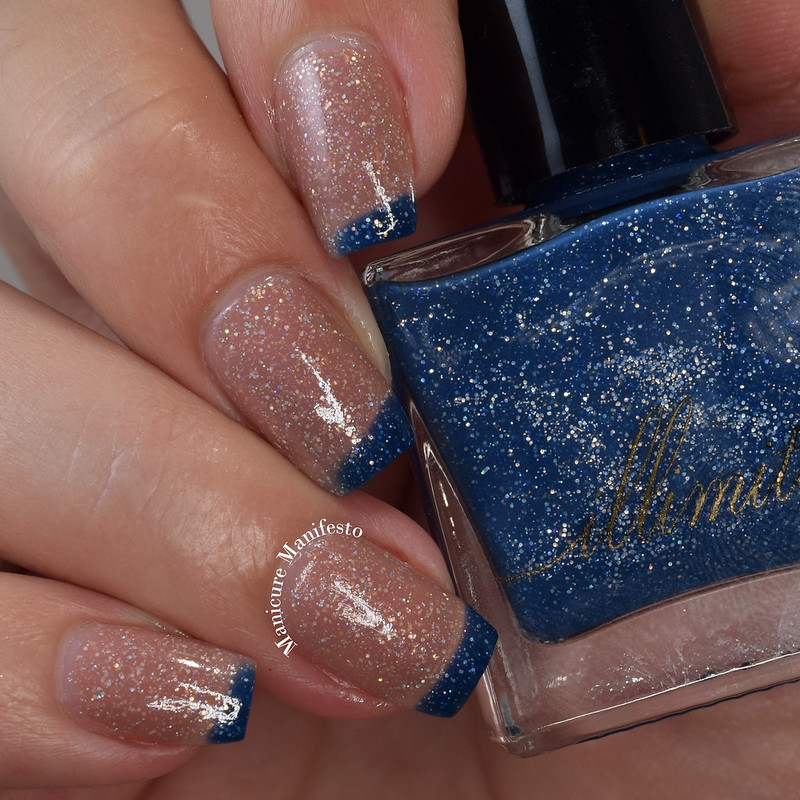 Illimite Blue Nude swatch