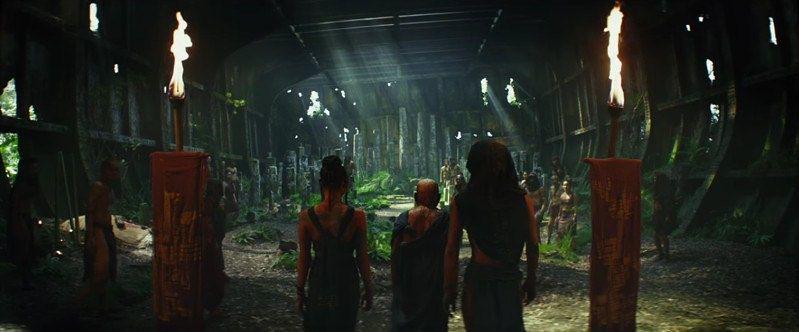 Kong Skull Island where filmed
