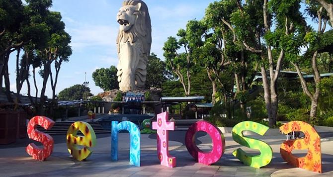 SENTOSA – MALAYSIA – JOHOR BAHRU