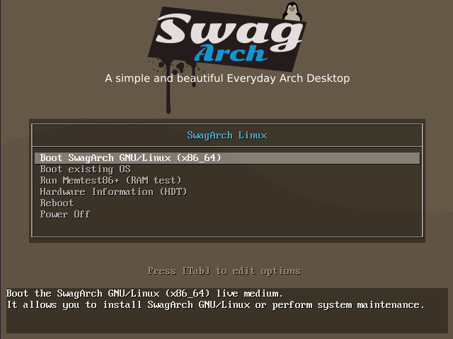 SwagArch-GNU-Linux-1