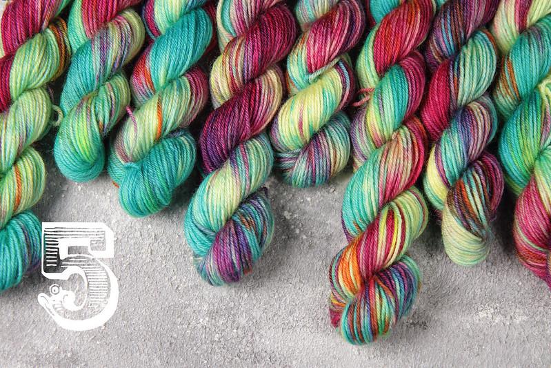 Day 5's yarn