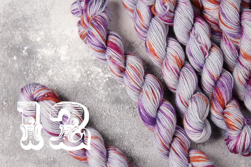 Day 12's yarn