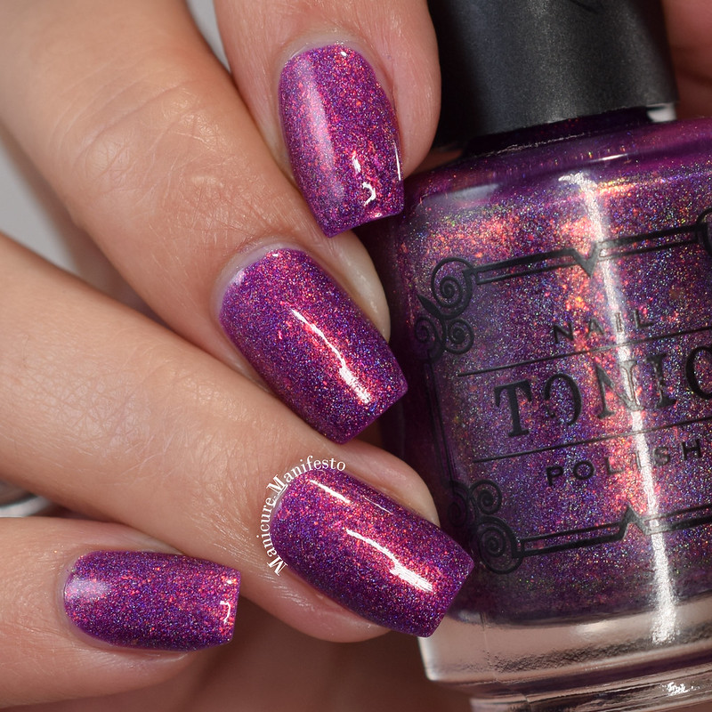 Tonic Polish Mahaloversary swatch