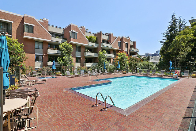Rarely Available Water Views Two Bed Two Bath North Waterfront W/Pkg.