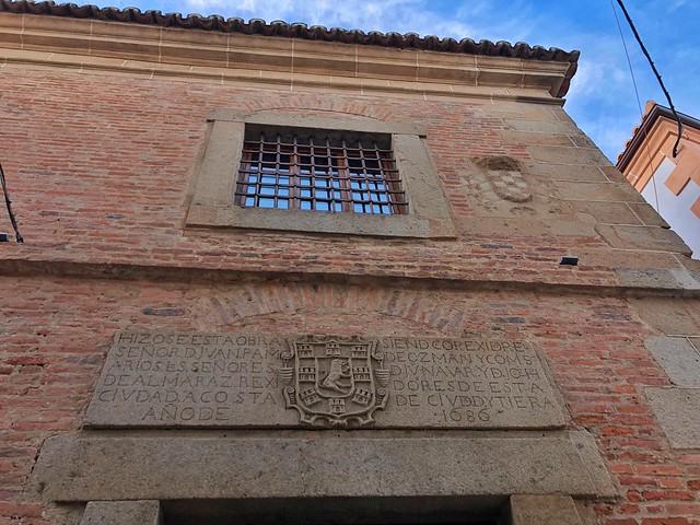 Cárcel Real de Coria (Cáceres)