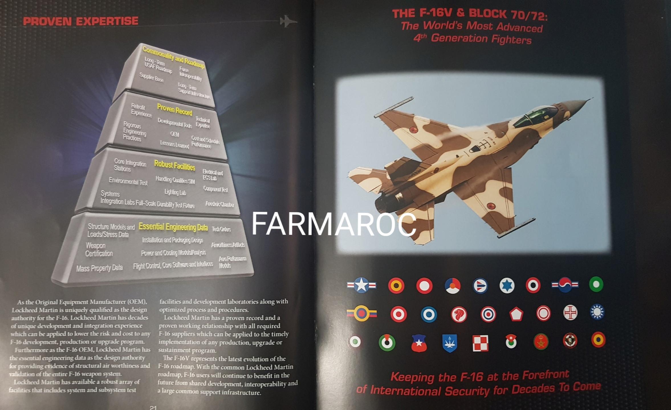 The Moroccan F-16V Viper / Block 72 program - Page 4 45580113422_b5f159130e_o