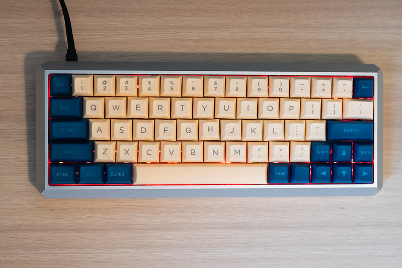 Wonky keys