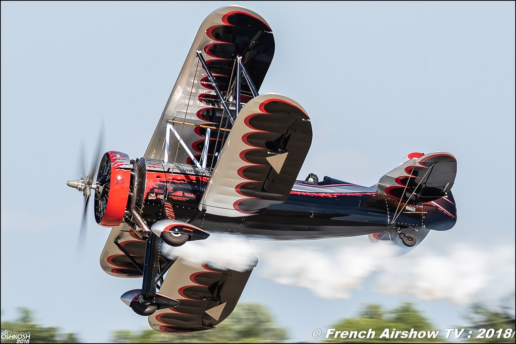 Demon-1 Dracula Kyle Franklin Franklin's Flying Circus EAA AirVenture Oshkosh 2018 Wisconsin Canon Sigma France contemporary lens Meeting Aerien 2018